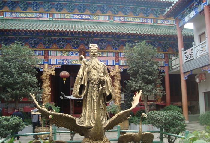 高道潘茂名:与葛洪同为岭南道教先驱的济世良医