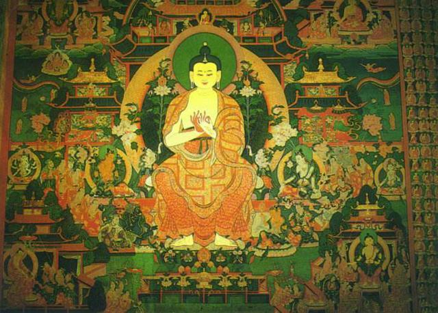 揭秘佛陀神变  神是什么神?变要怎么变?