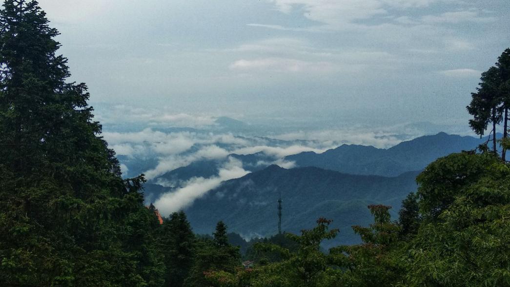 绿水青山,道法自然:湖北九宫山的道家生态环保观