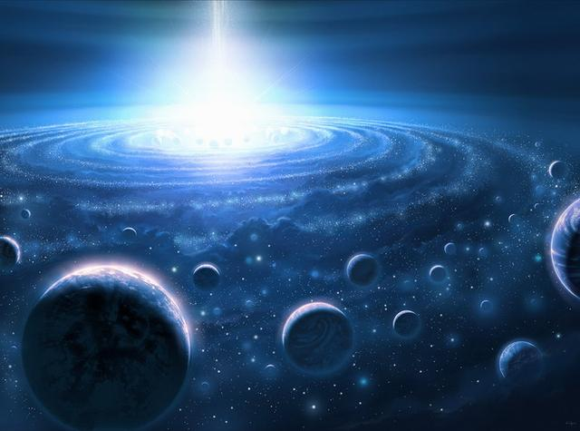 佛法宇宙观之劫与世界