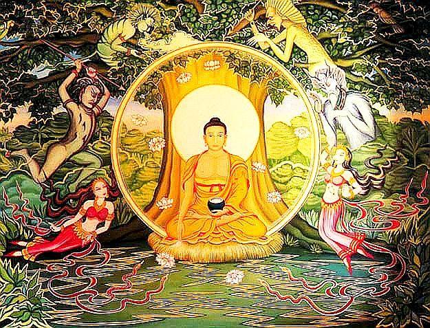 学诚法师:佛教是有神论还是无神论?