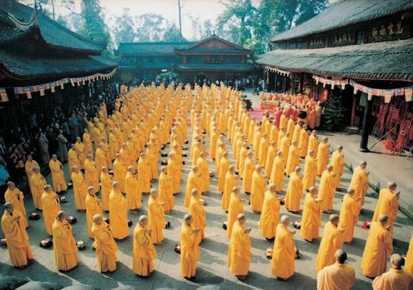 当前佛教存在哪些问题?应如何改进?