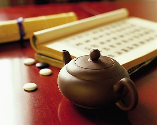 寺院中的茶文化(图片来源:资料图)