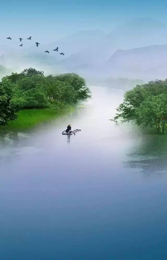 小舟从此逝 江海寄余生