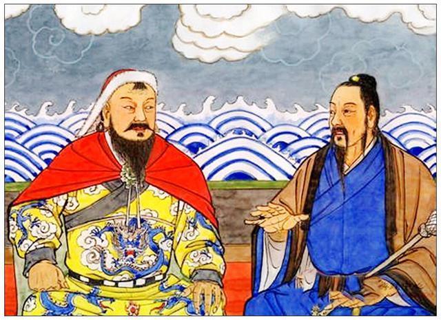 中华道学百问丨成吉思汗请谁为其讲道释玄?