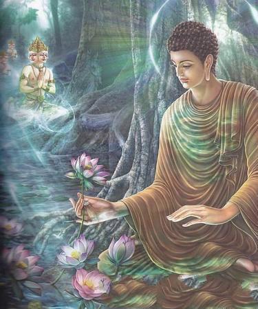 如果佛陀写一本小说 其中的乐你能受用吗?