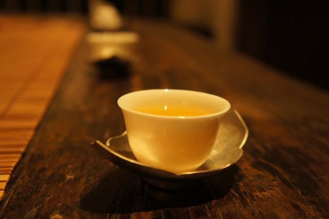 禅茶:无味方为大味