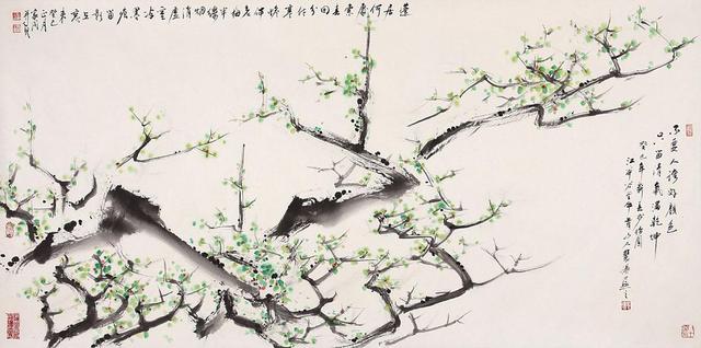 十二花令:正月梅花暗香来