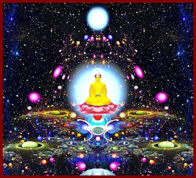 佛的境界(图片来源:资料图)-真实生活中的佛菩萨境界