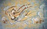 美轮美奂!佛教艺术中的飞天
