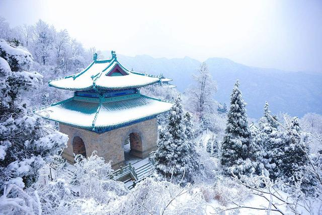 道医养生笔记丨大雪:瑞雪兆丰年,保暖防寒湿