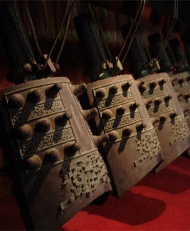 中国八类古典乐器:古音雅韵 听觉盛宴