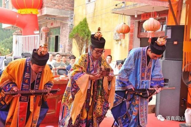 丁酉年桂月吉旦福隆显应宫举办开光祈福迎祥法会