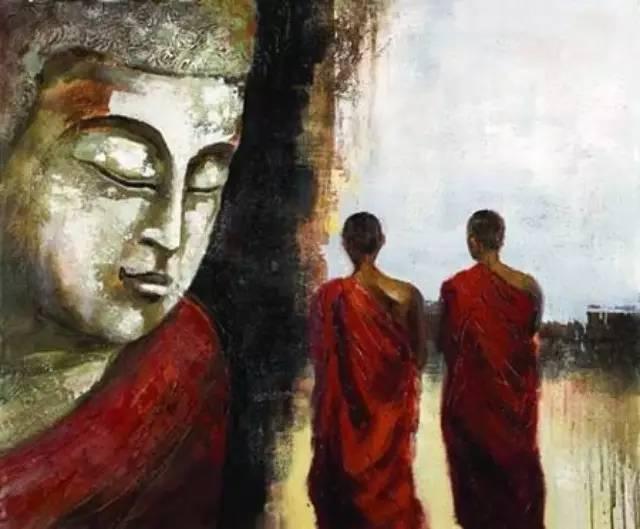 希望你们个个成为佛祖