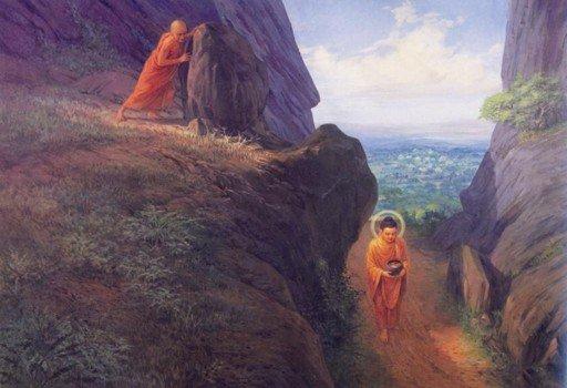为什么提婆达多总想加害佛陀