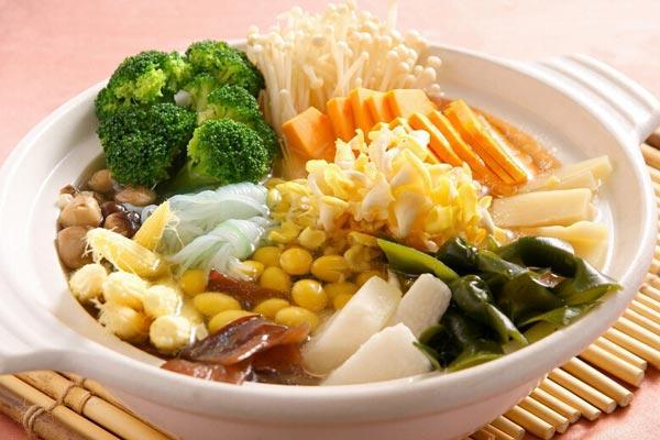 素食的好处:素食素心 健康常在