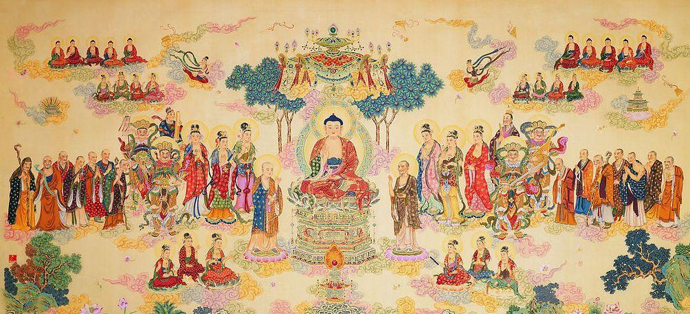 佛菩萨和罗汉是何关系?分别是什么等级?
