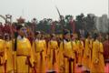 海南玉蟾宫代表团受邀参加台湾万民祭天祈福大典