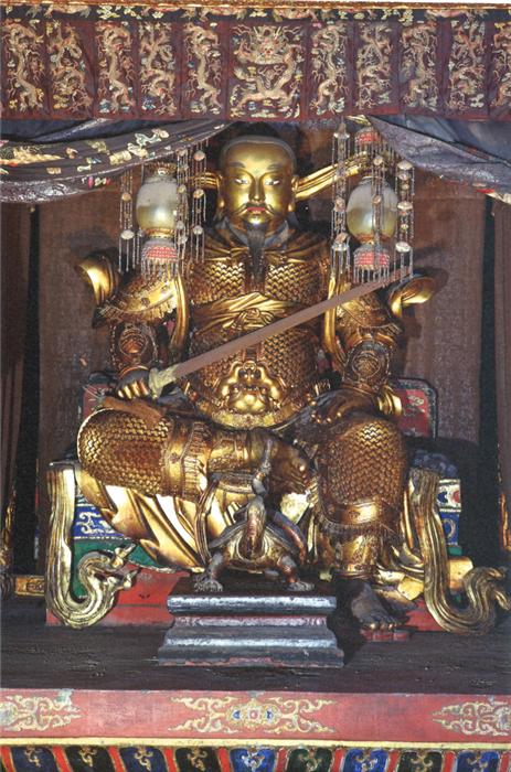 北京中轴线上的唯一神殿——真庆仙都钦安殿