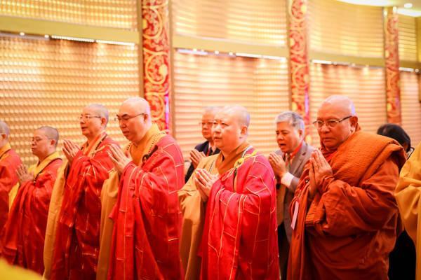 世界和平祈福法会暨观音文化论坛于香港隆重举行