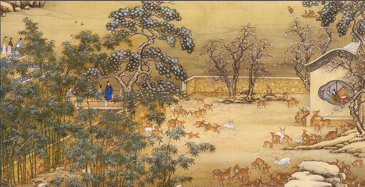 《诗经·鹿鸣》:礼乐风度的国宴