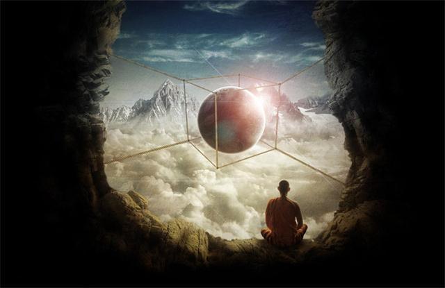 找到自己的清净心 你将拥有整个宇宙