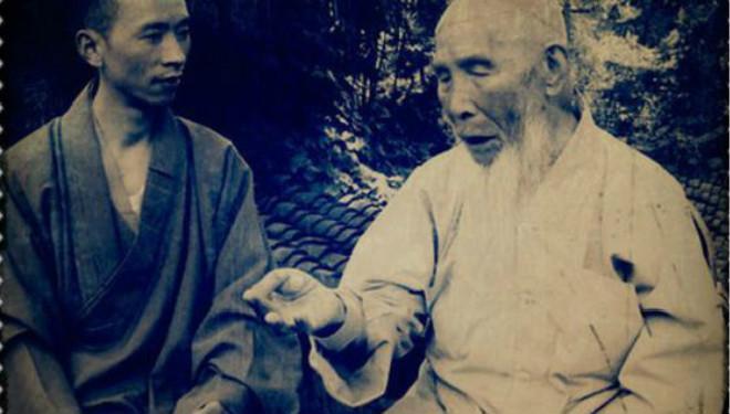活到111岁 看看这位传奇高僧的修行心得