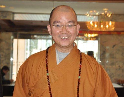 学诚法师:倡导佛教十善 促进社会和谐