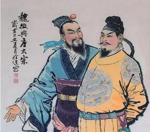 """魏征给李世民的识人用人建议:""""八观""""、""""八验"""""""
