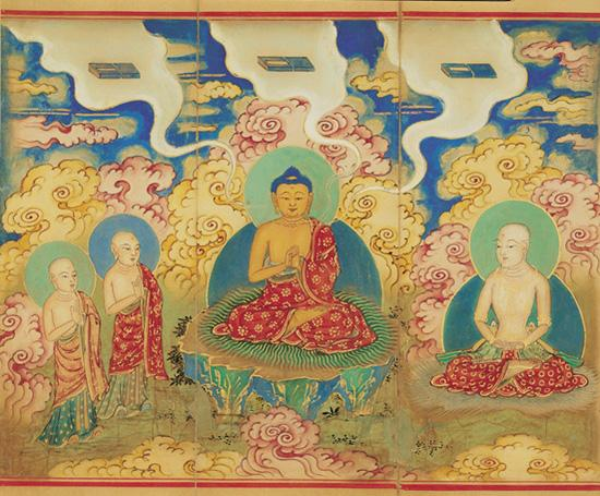 清净法身佛(图片来源 资料图)-只有法身佛才能说法吗