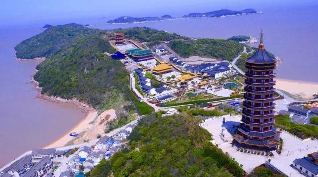 佛国盛会!普陀山将办南海观音开光二十周年庆典