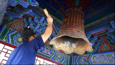 山中一日,世上千年:道教建筑形式钟鼓楼(下篇)