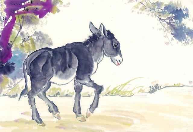 柳宗元笔下的麋鹿、驴、鼠:为什么最后都是这样的结局?