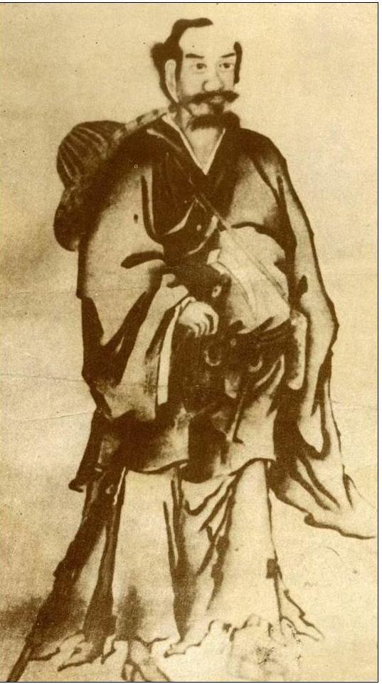 虽然韩国欲抢三丰祖师,但他是中国辽宁或宝鸡人