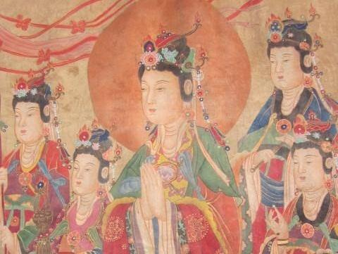 女神节去领略四海八荒的道教女神