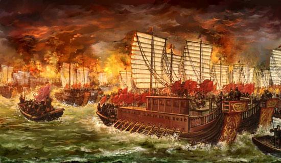 解密:赤壁之战孙权为什么会选择与刘备联合