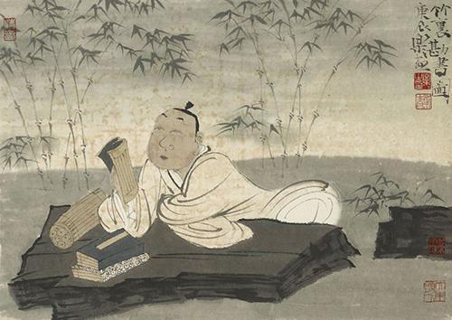 程颐则认为,孔子的乐是全身心投入自己的志向,努力践行自己的道的快乐