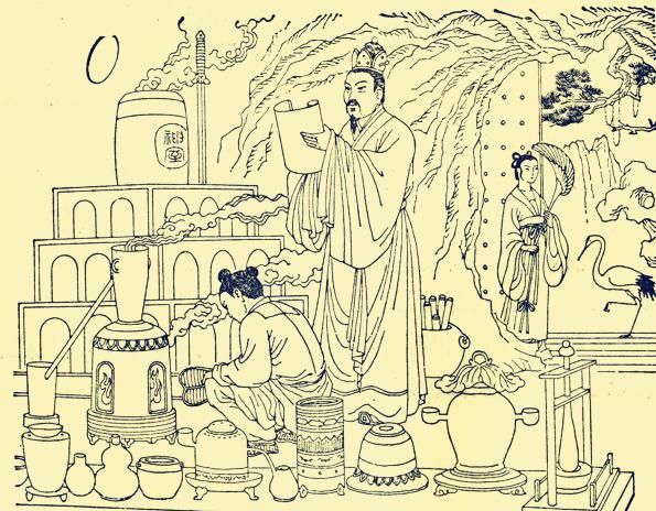 中华道学百问丨什么是火法、水法炼丹?