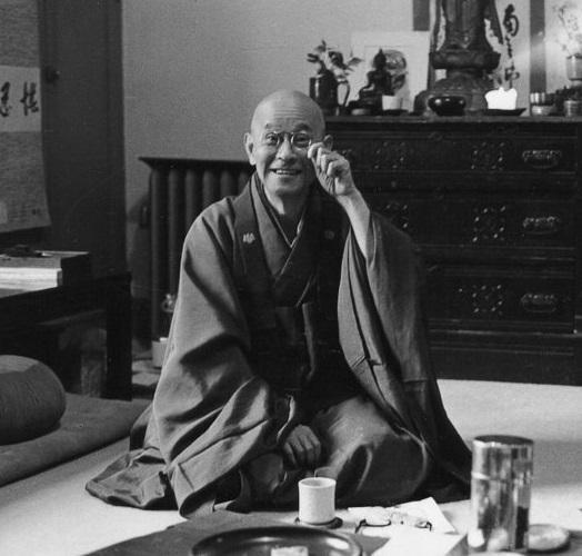 影响乔布斯一生的日本禅师:开悟没什么特别