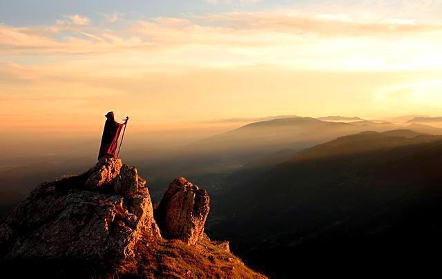 佛教如何看待风水?内心是最好的龙穴!