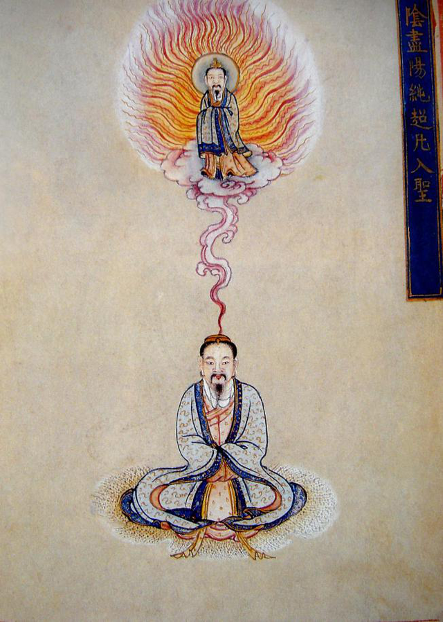 道门秘传丨八段锦始祖:讲讲钟离权八段锦