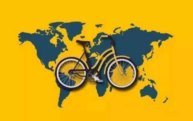 共享的不仅是单车  还有感恩和利益众生的美德