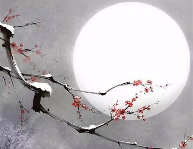 古代文人咏兰梅菊:于花草之美处 见人生之境界