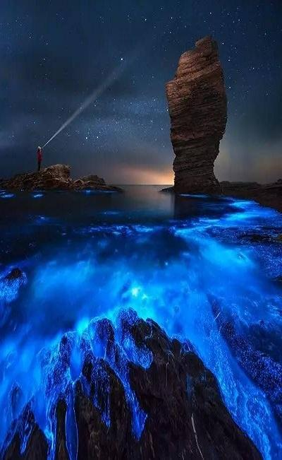 江山如此多娇——大美中国之湖海