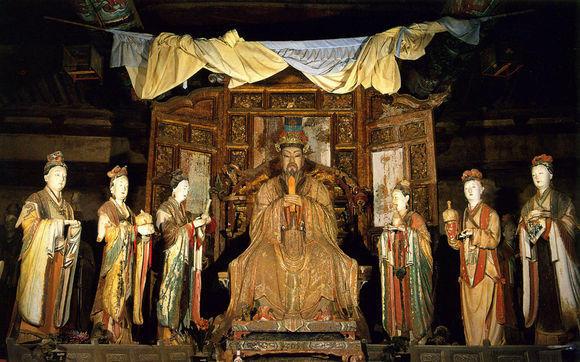 上极无上,天中之天:恭贺玉皇上帝万寿圣诞