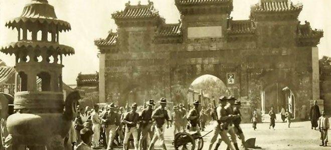 有图有真相 一百年前北京东岳庙什么样