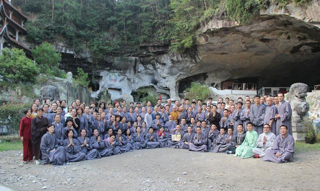 天台山慈恩寺2017年禅修全年班次公告