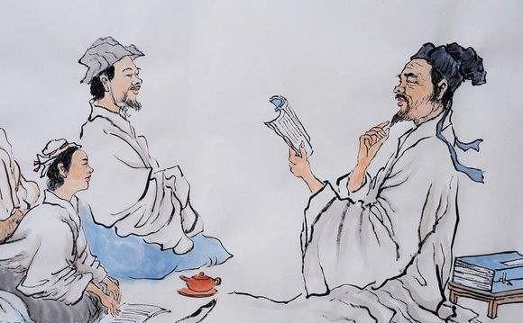 """""""诗书不可不读 礼义不可不知"""":一代大儒朱熹的立身治家之道"""