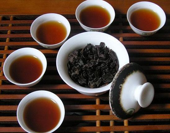 """受张三丰太极灵气感染的""""神仙茶"""""""