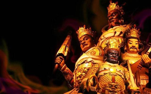 统领世间所有鬼神的四大天王揭秘